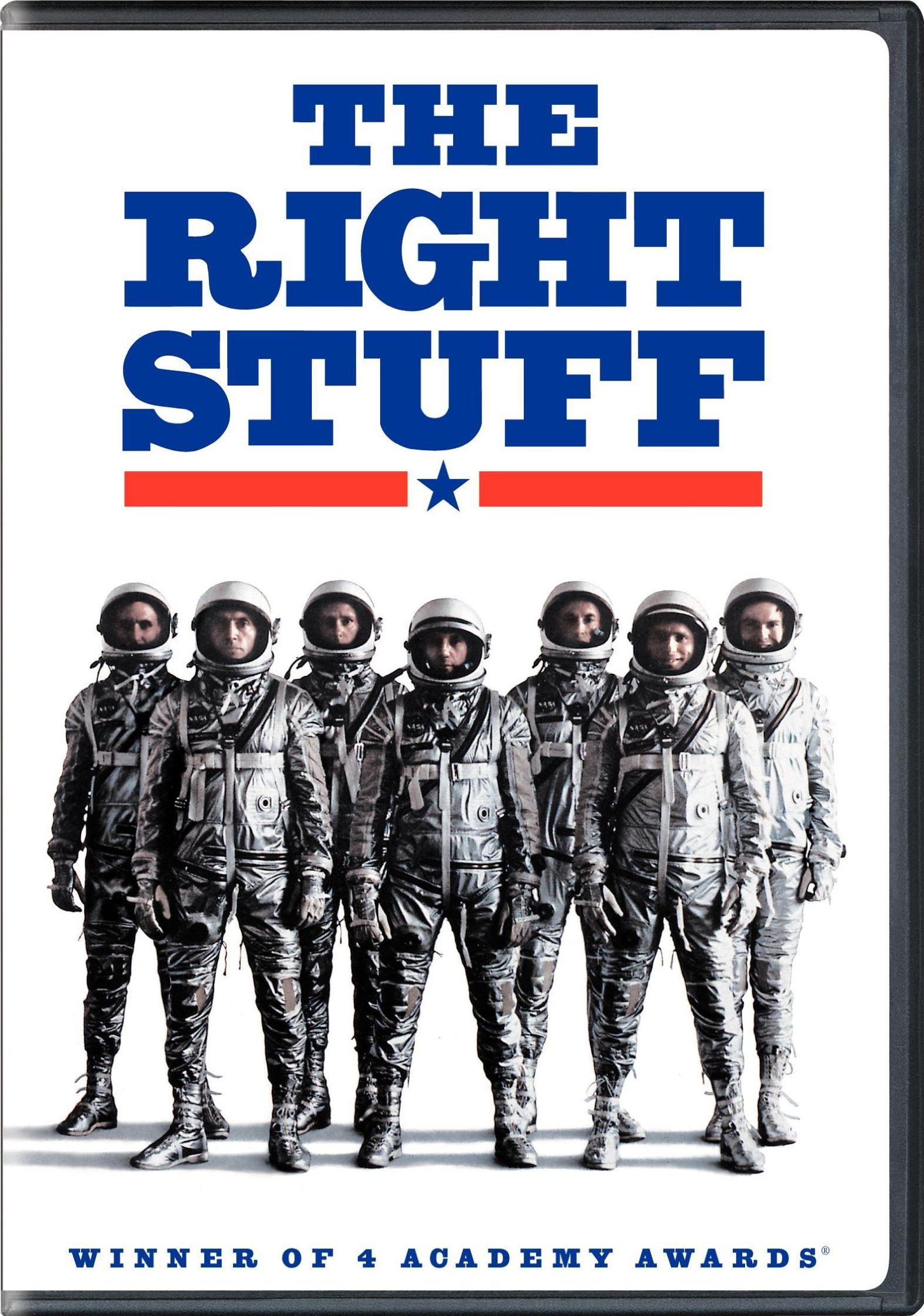 the right stuff theme